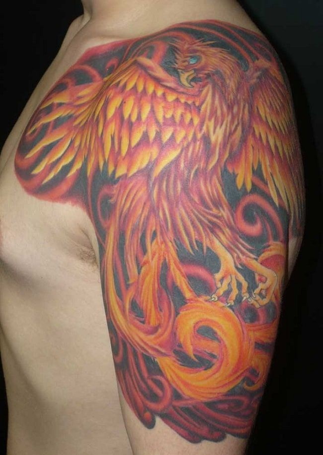 Simple Shoulder Tattoos For Guys (6)