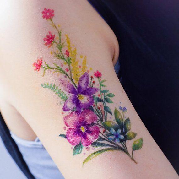 Small Hawaiian Tribal Tattoos (1)