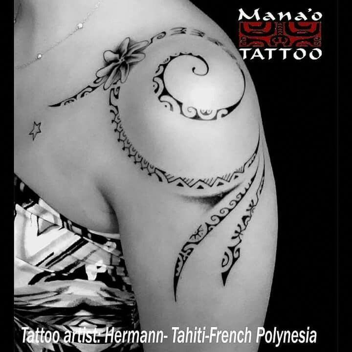 Small Hawaiian Tribal Tattoos (2)