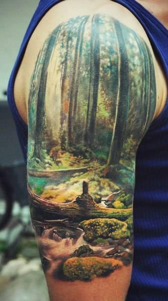 Tattoo Designs For Men Shoulder (1)