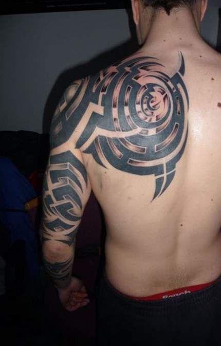 Tattoo Designs For Men Shoulder (10)