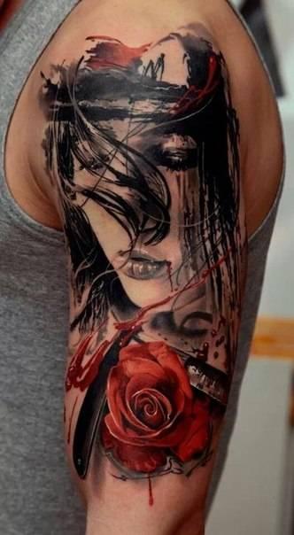 Tattoo Designs For Men Shoulder (4)