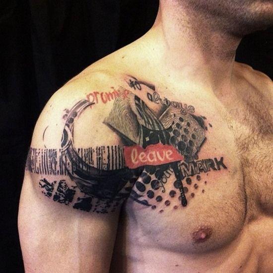 Tattoo Designs For Men Shoulder (5)