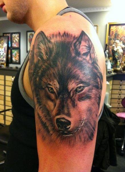 Tattoo Ideas For Men Shoulder (4)