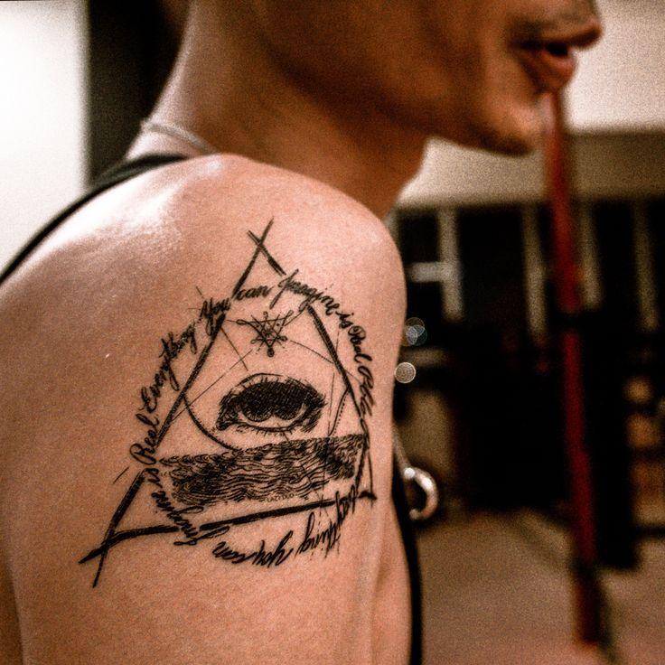 Tattoo Ideas For Men Shoulder (8)