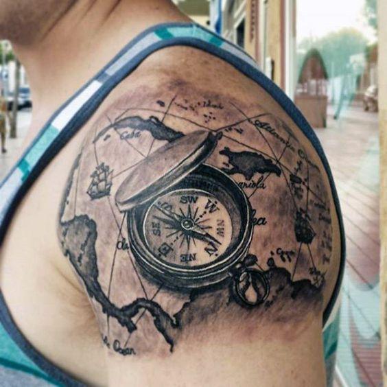 Tattoo Ideas For Men Shoulder (9)