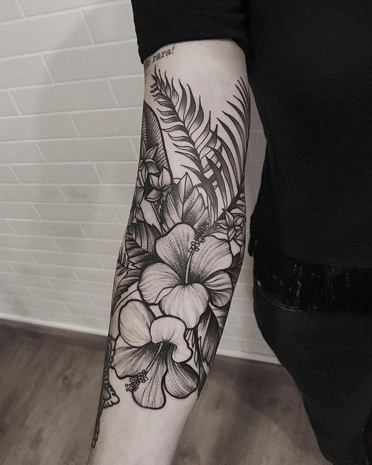 Traditional Hawaiian Tattoo Meanings (9)