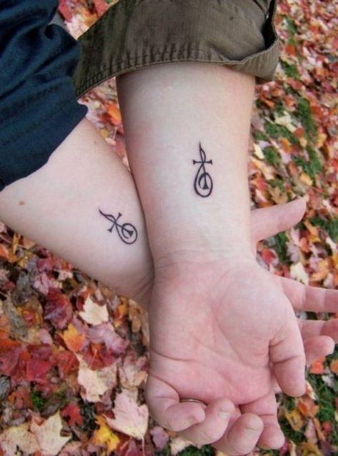 Treble Clef Tattoo (5)