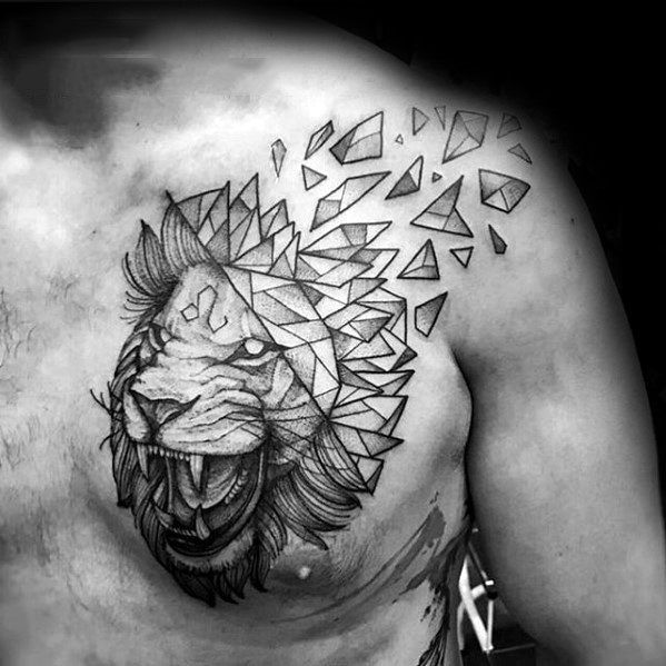 Tribal Tattoos For Men Shoulder And Arm (1)