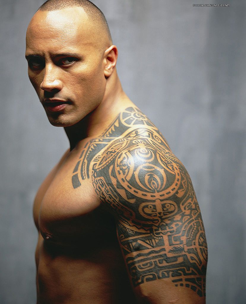 Tribal Tattoos For Men Shoulder And Arm (2)