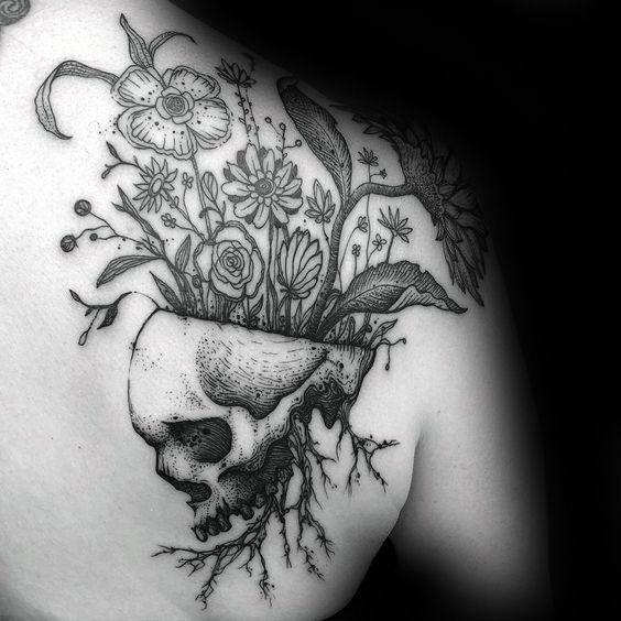 Tribal Tattoos For Men Shoulder And Arm (8)