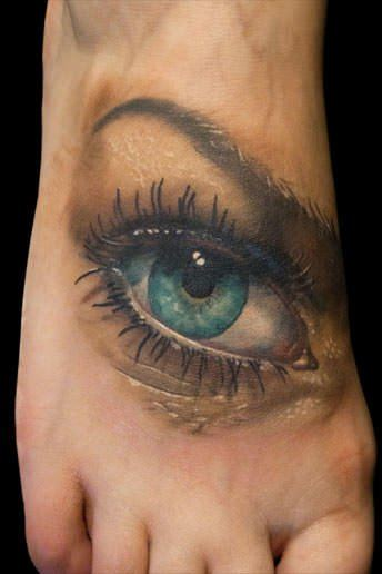 Eye Tattoo Designs With Meanings