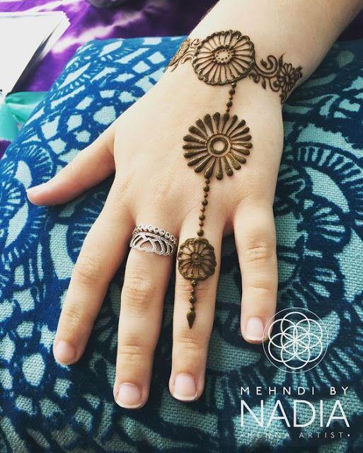 Arabic Dulhan Mehandi Dizain Photos (118)