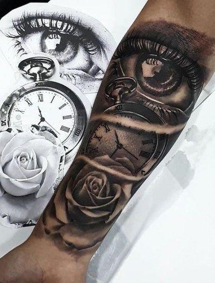 Evil Eye Tattoo Designs (10)