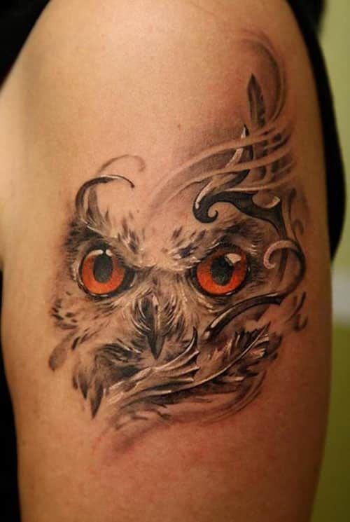 Evil Eye Tattoo Designs (8)