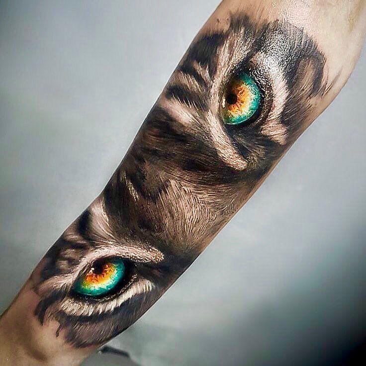 Evil Eye Tattoo Designs (9)