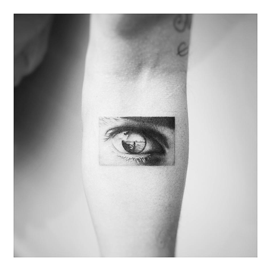 Eye For An Eye Tattoo (1)