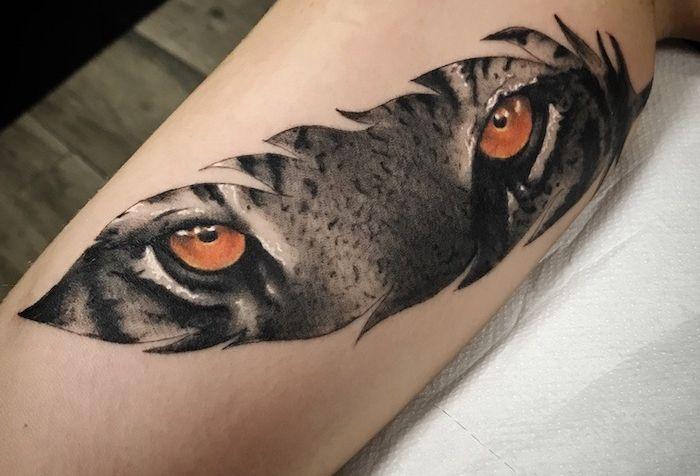 Eye For An Eye Tattoo (10)