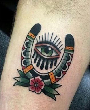 Eye For An Eye Tattoo (5)