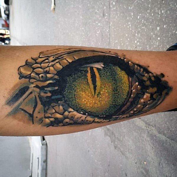 Eye For An Eye Tattoo (7)