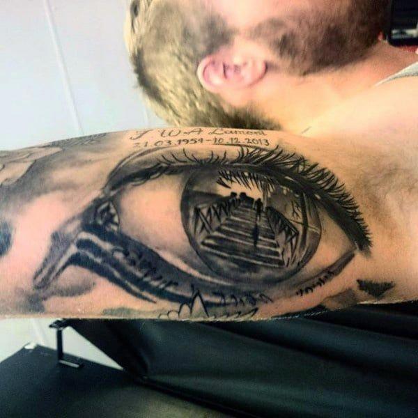 Eye Of God Tattoo (4)