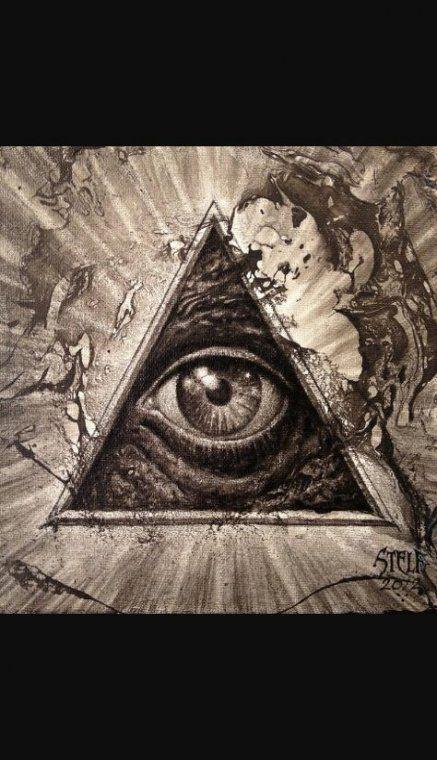 Eye Of God Tattoo (5)