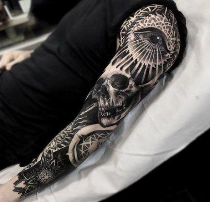 Eye Of God Tattoo (9)