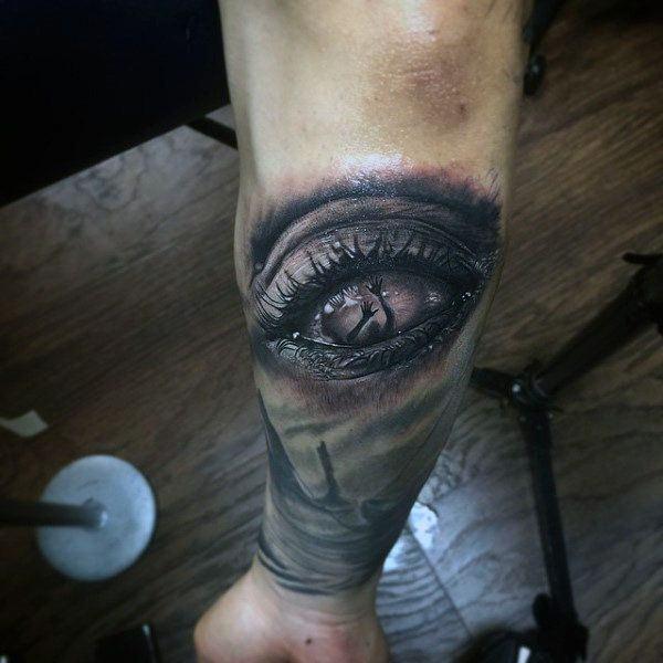 Eye Tattoos 12051748