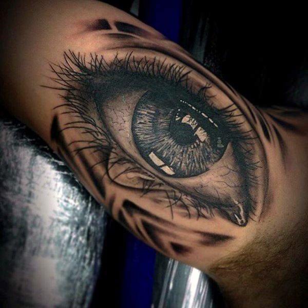 Eye Tattoos 12051755