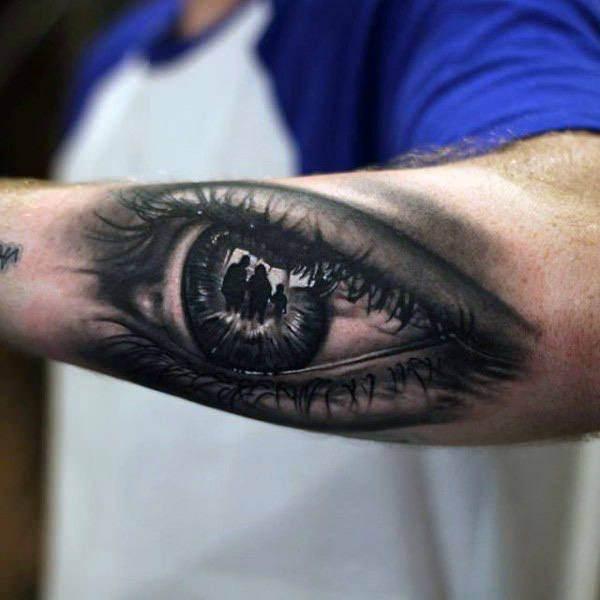 Eye Tattoos 12051766