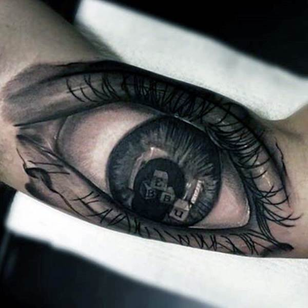 Eye Tattoos 12051774
