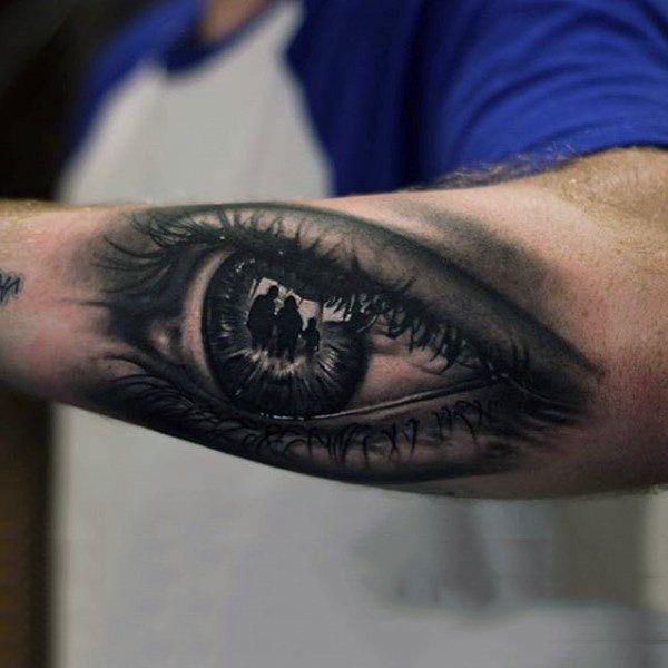 Eye Tattoos 12051780