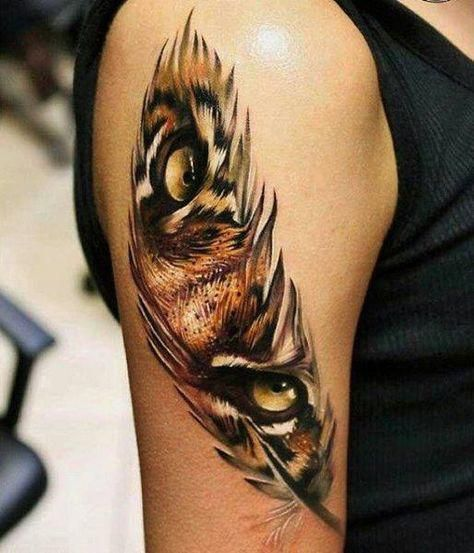 Eyeball Tattoo On Arm (1)