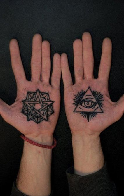 Eyeball Tattoo On Arm (10)