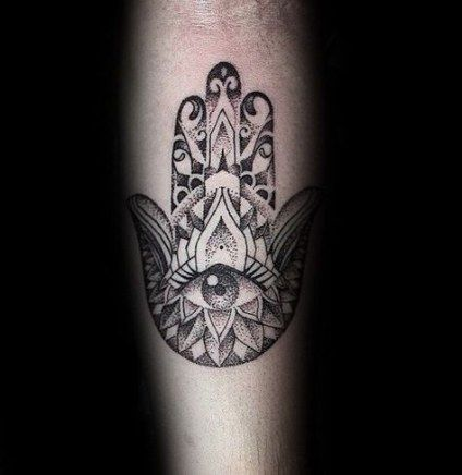 Eyeball Tattoo On Arm (3)