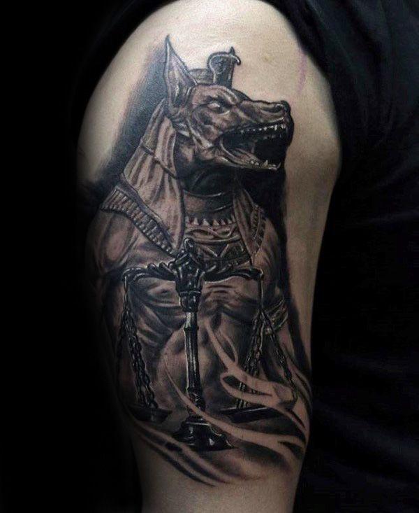 Libra Horoscope Tattoo (1)