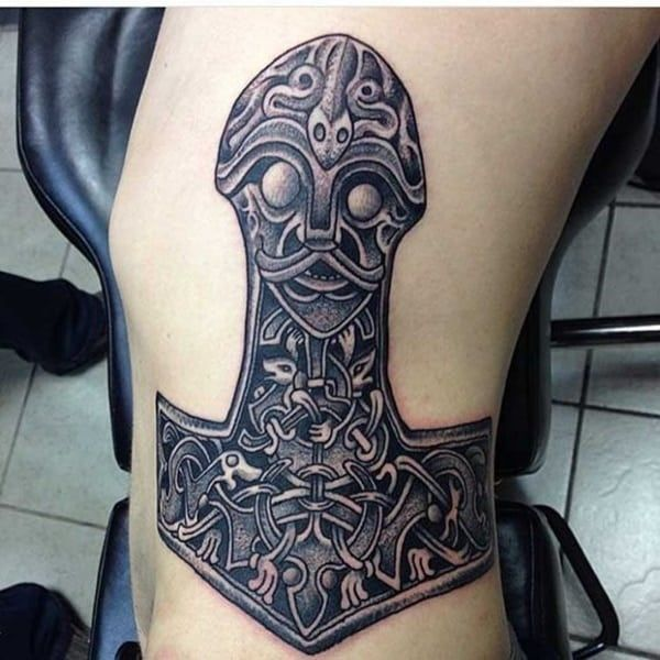Libra Scale Tattoo Designs (8)