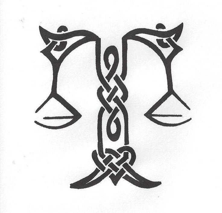 Libra Tattoo Ideas (10)