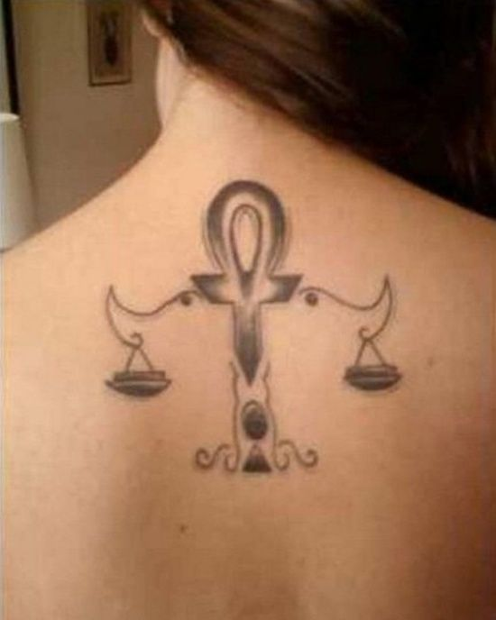 Libra Tattoos For Females (8)