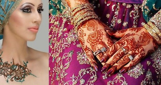Marwari Mehndi Design Images (10)