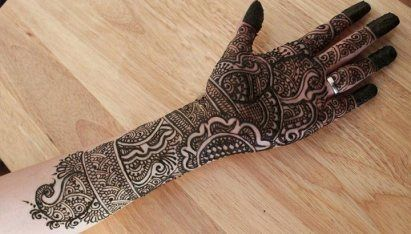 Marwari Mehndi Design Images (100)
