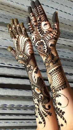 Marwari Mehndi Design Images (102)