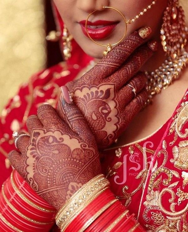 Marwari Mehndi Design Images (103)