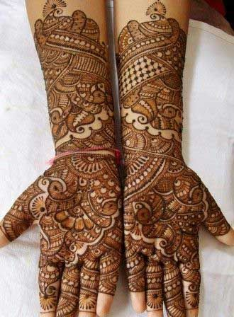 Marwari Mehndi Design Images (105)