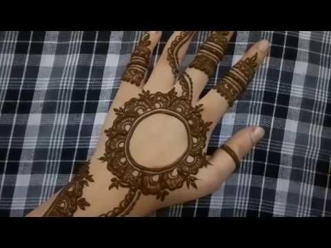 Marwari Mehndi Design Images (106)