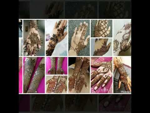 Marwari Mehndi Design Images (108)