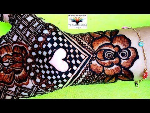 Marwari Mehndi Design Images (110)