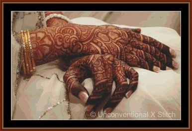 Marwari Mehndi Design Images (112)