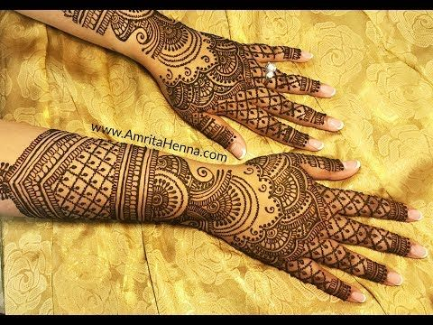 Marwari Mehndi Design Images (114)
