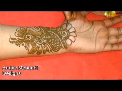 Marwari Mehndi Design Images (115)